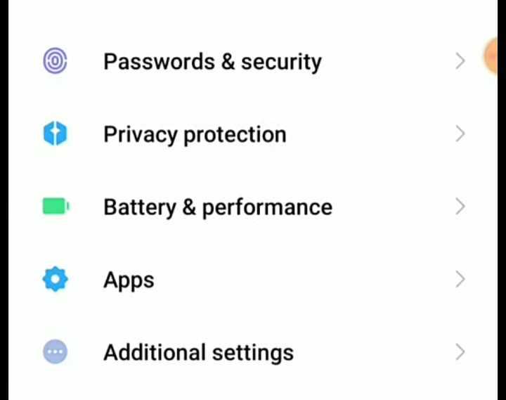 how to hide apps in mi