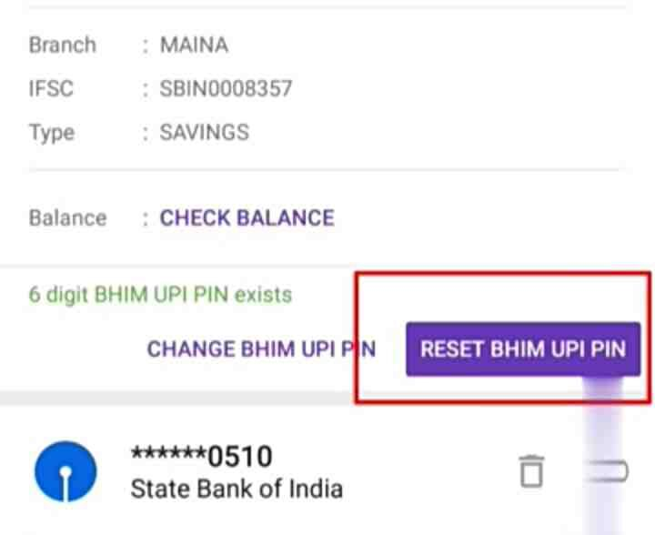 how to change upi pin in google pay, phonepe, and paytm