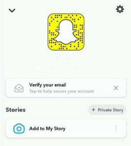how to change username in snapchat